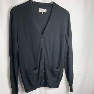 Jack Spade Wool Cardigan Sweater size Small 0716